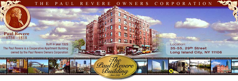 The Paul Revere Building